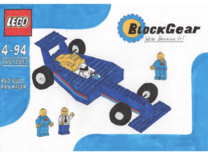 Team Blockgear - lego box